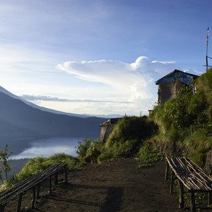 View point Gunung Batur