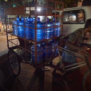 Farmgate newer sleeps, Dhaka Bangladesh
