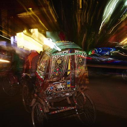 Street life - Dhaka, Bangladesh