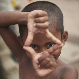 Boy, Koral Slum, Dhaka