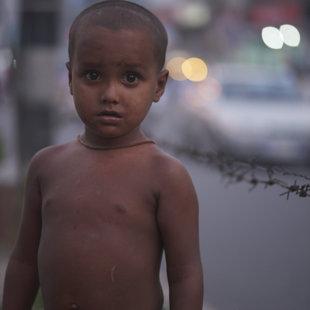 Growing up in the trafic jam, Dhaka Bangladesh 2015